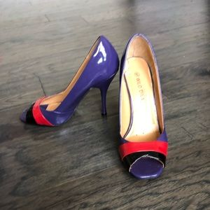 Shoes - Wild Diva high heels